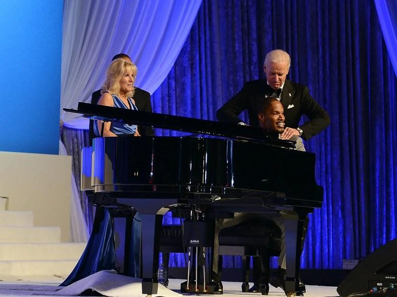 Joe Biden Foxx 2013