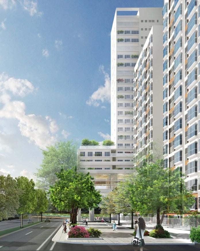 Ngày 2/4, Cơ hội cuối cùng sở hữu căn hộ có phố đi bộ đầu tiên cho cư dân