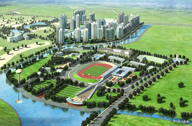 Khu đô thị Saigon Sports City