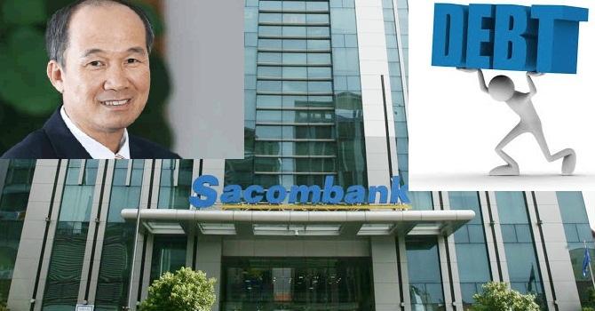 Sacombank rao bán hơn 10.000 tỷ đồng nợ xấu