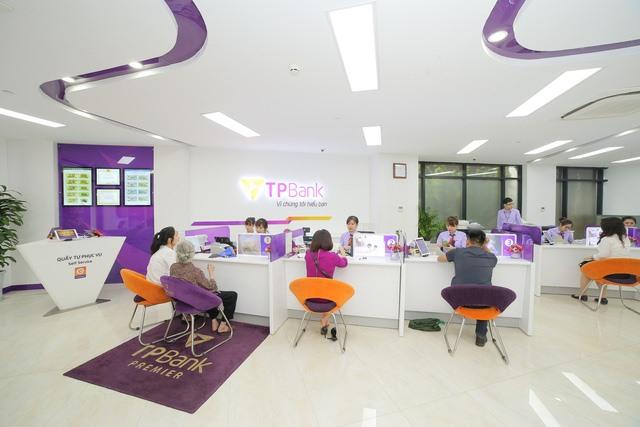 TPBank báo lãi lớn 9 tháng đầu năm 2018