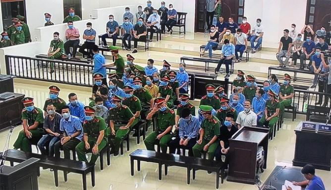 29 người ra toà trong vụ án ở Đồng Tâm - CafeLand.Vn