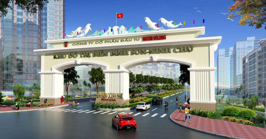 Khu đô thị Bình Sơn Ocean Park Ninh Thuận 5