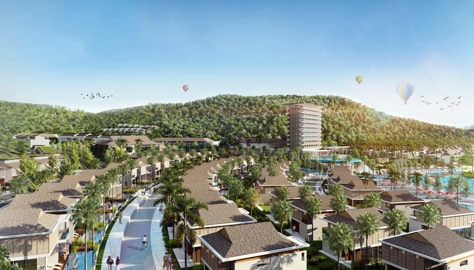 Tổ hợp du lịch sinh thái, nghỉ dưỡng Meyresort Bãi Lữ Nghệ An 4