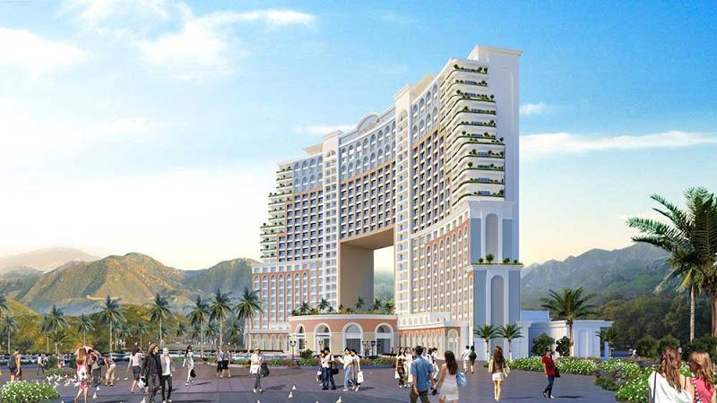 Khu du lịch nghỉ dưỡng Crystal Holidays Marina Phú Yên 2