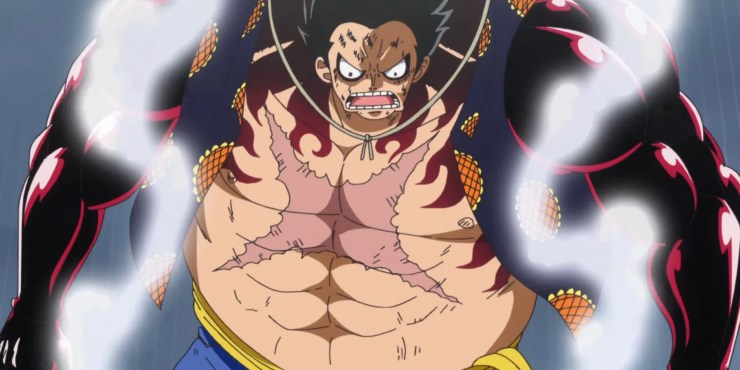 Finally, luffy meets up with enel. One Piece 5 Characters Enel Can Defeat 5 He Can T Cbr