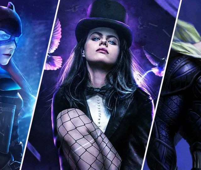10 Upcoming Dc Characters Were Excited To See On The Screen And 10 That Are Speculated