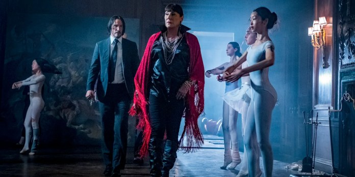 Image result for ballerina john wick spinoff