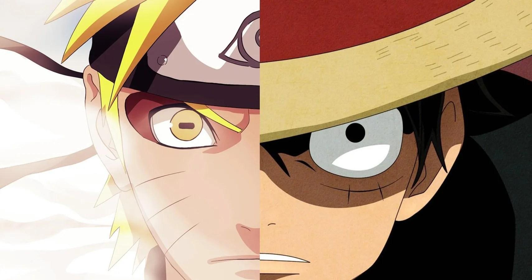 Biblia · biblia de estudo · biblia infantil · one piece volume 1 · etica e enfermagem · manga naruto · livros, revistas e comics. Naruto Vs Luffy Who Would Win In The Shonen Showdown Cbr