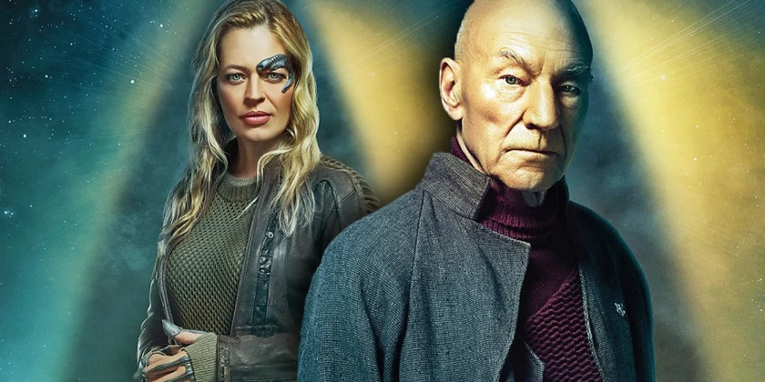 How Star Trek's Picard and Seven of Nine Recognized Each Other