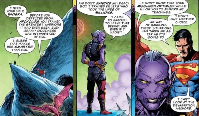 Superman Man of Tomorrow DC Comics