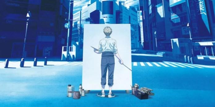 Blue Period anime adaptation reveals new image |  RBC