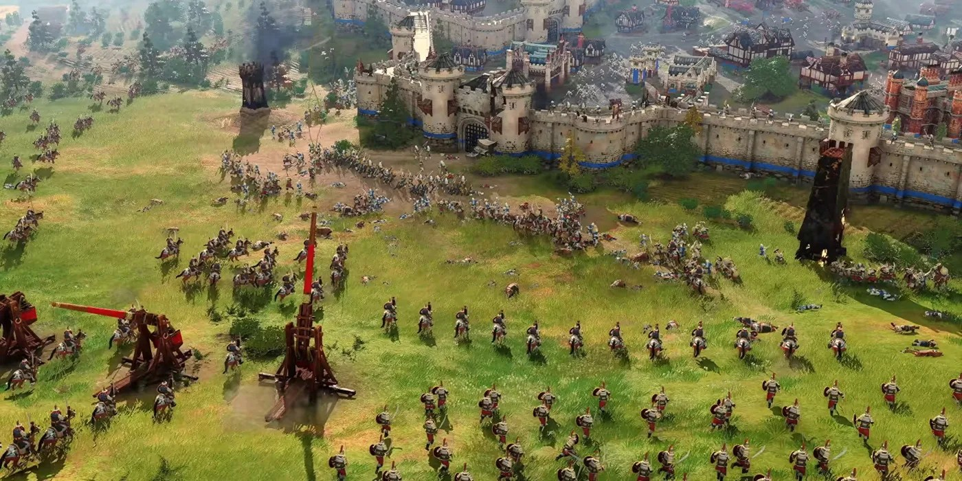 The Age of Empires IV announcement reveals gameplay, factions and more