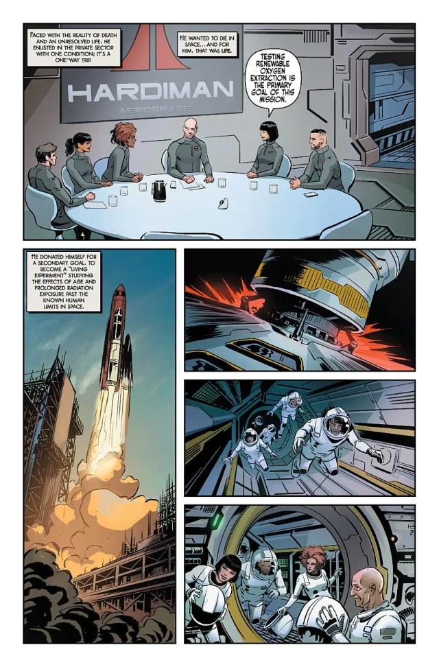 Image result for adr1ft comic