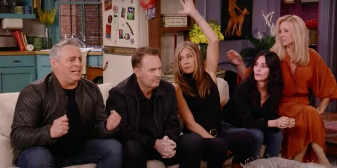 Friends Reunion Special Trailer Reveals Special Guests, Lots of Tears