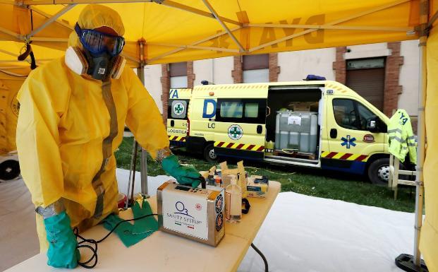 ozonizadores para desinfectar locales