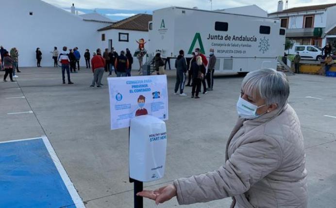 Andalucía: Estos son los municipios muy por encima del «riesgo extremo» por  coronavirus | Diario Sur