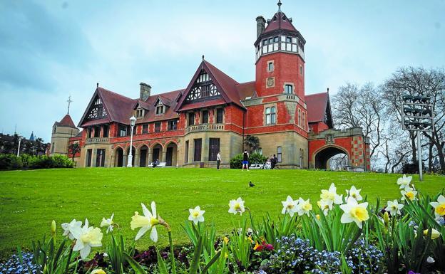 El Palacio Miramar solo será viable si una parte del edificio se ...