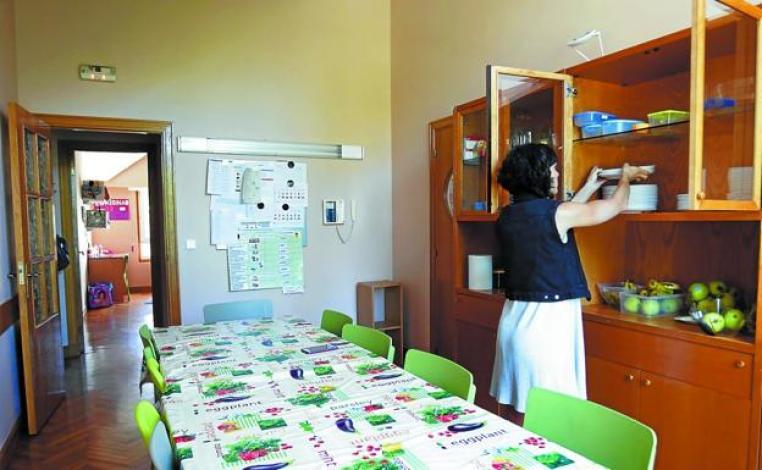 Gipuzkoa cuenta con 34 centros para menores tutelados y sumará un nuevo recurso especializado en la atención temprana. / MIKEL FRAILE