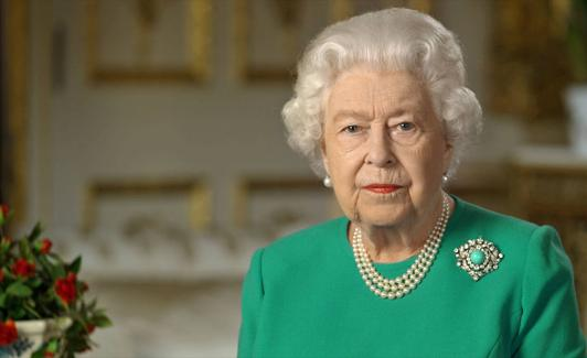 Queen Elizabeth II./AFP
