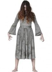 Disfraz de Chica Fantasma para mujer