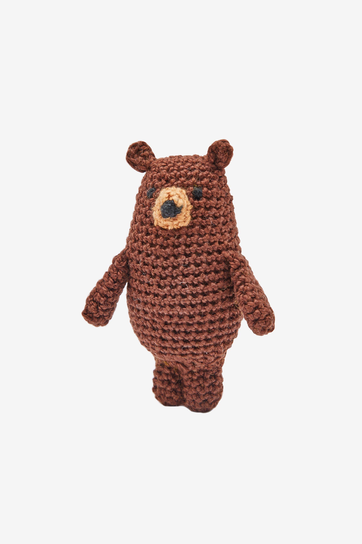 ours motif crochet modeles crochet
