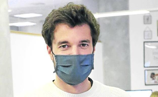 Oier Urrutia, the founder of Lookiero.