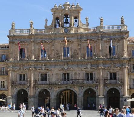 El Ayuntamiento de Salamanca es el que antes paga a sus ...