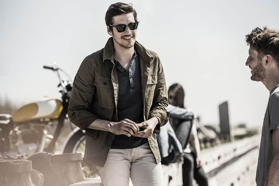 Barbour SpringSummer 2016 Advertising Campaign