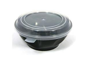 bol jetable plastique soupe salade et