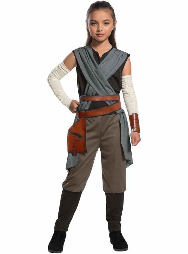 Kostium Rey Star Wars Ostatni Jedi dla dziewczynek ...