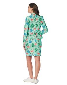 Tropical Flamingo Suit for Women £34.95