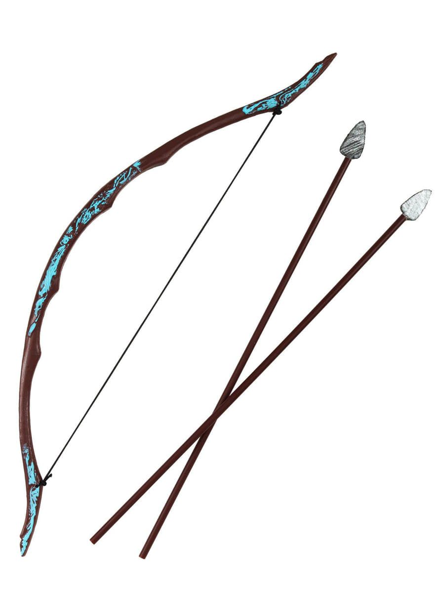 Set Of Epic Bow And Arrows The Coolest Funidelia