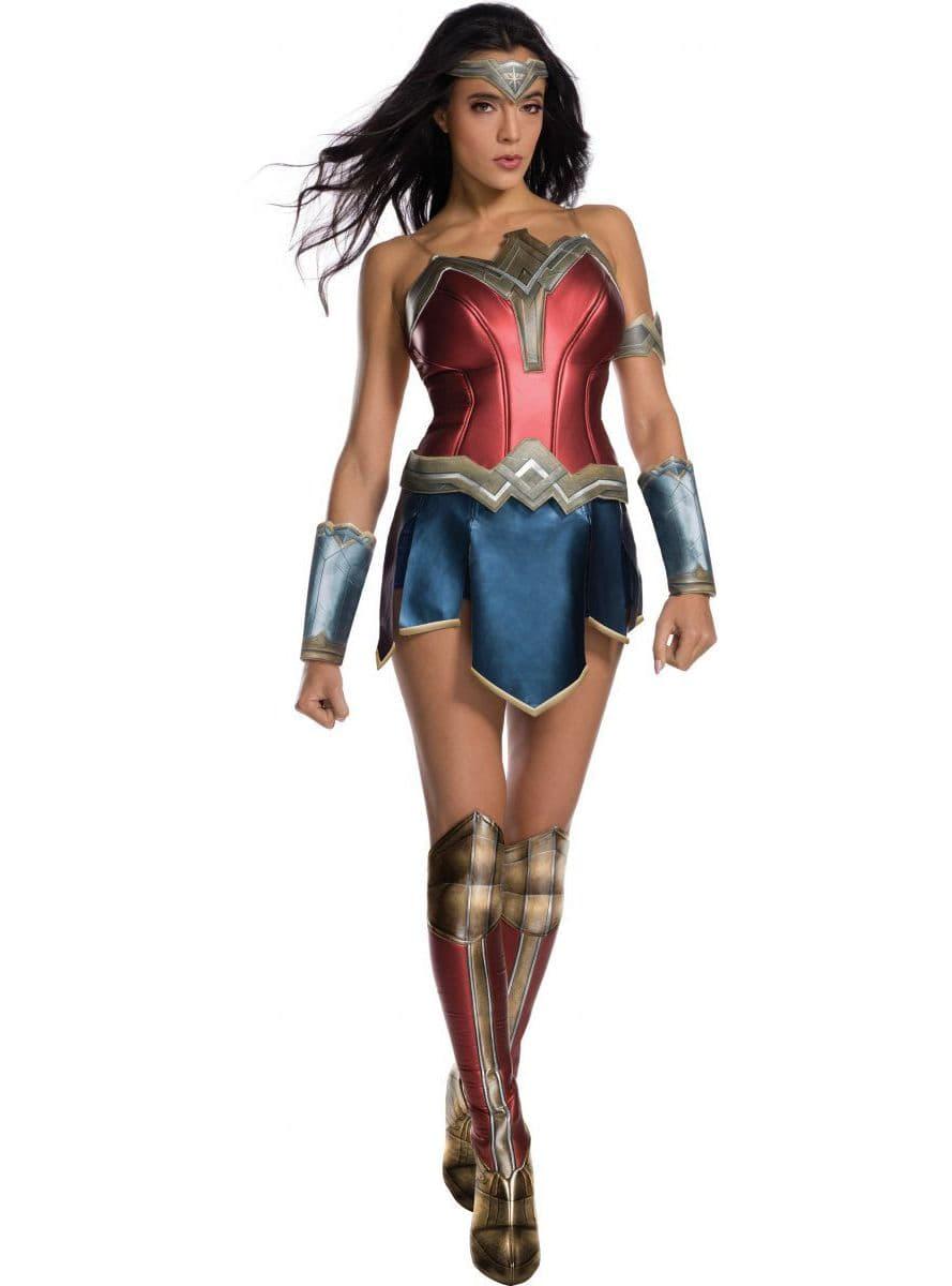 Costume Wonder Woman Secret Wishes Femme Livraison 24h Funidelia