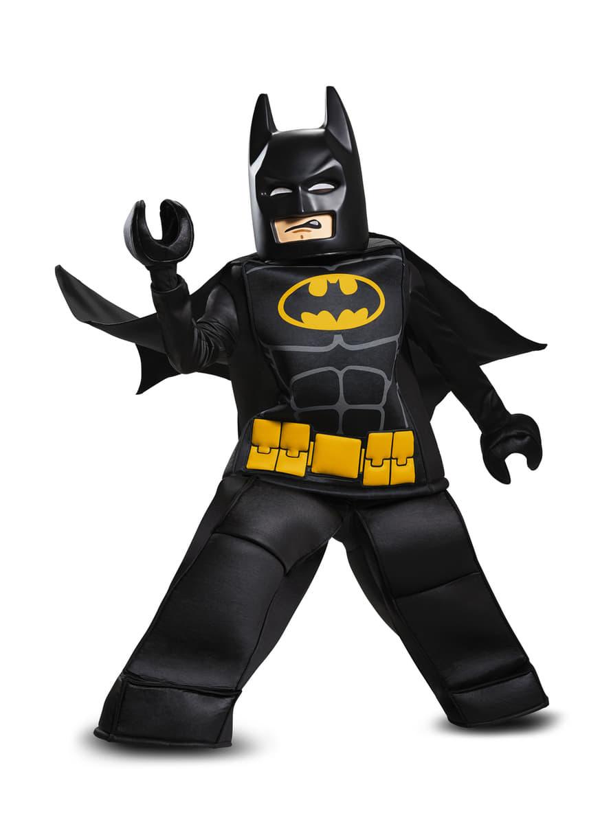 Disfraz De Batman La Lego Pelcula Prestige Para Nio