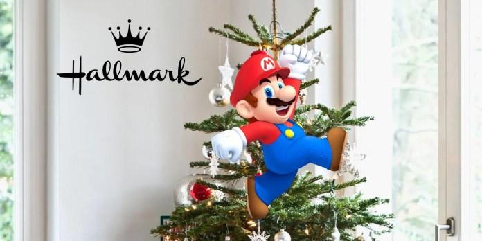 Hallmark Reveals New Video Game Christmas Ornaments Based on Nintendo,  Pokemon, and More