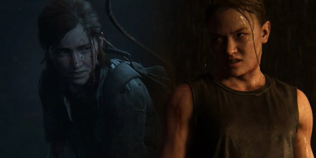The Last of Us 2 is Ellie's Journey but Abby's Story   Game Rant