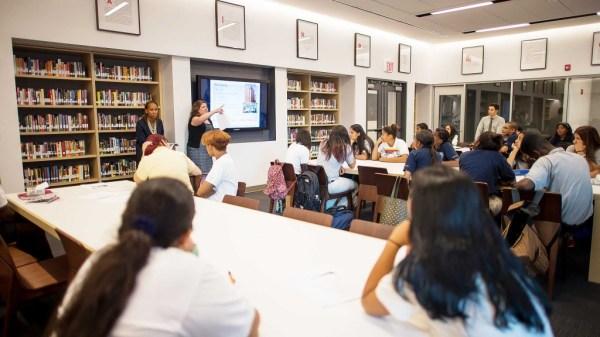KIPP NYC | Projects | Gensler