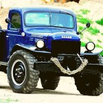 The Truth Behind The Dodge S Classic Power Wagon Truck Hotcars