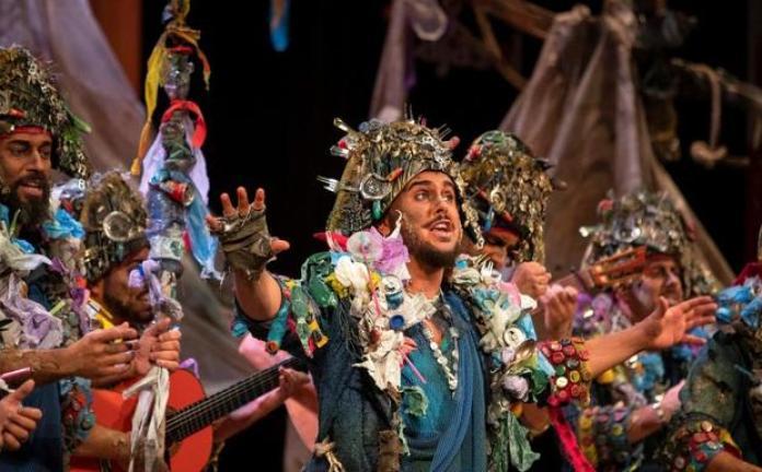 Sigue en directo en vídeo la final del Carnaval de Cádiz: orden de  actuaciones del #COAC2020Final en el Teatro Falla | Ideal