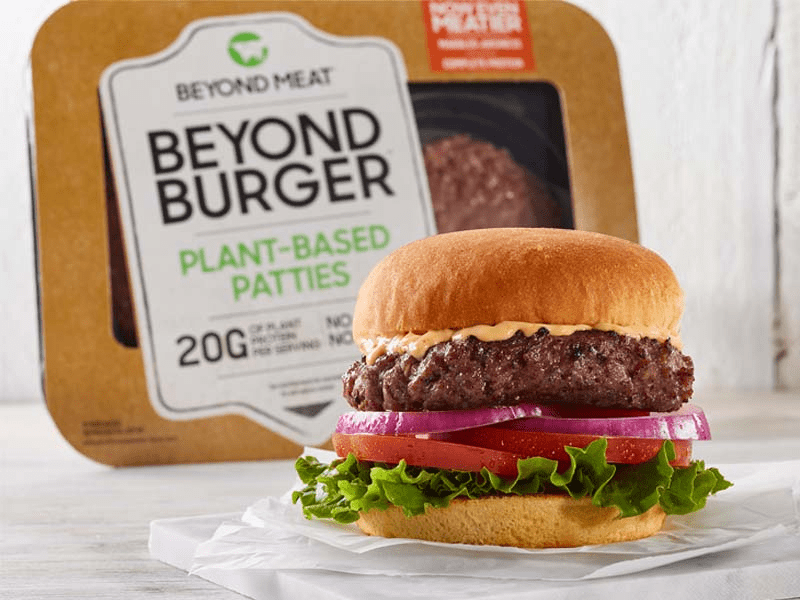 Why online-meat-delivery startups and imitation-meat brands