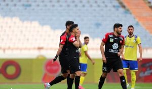Photo of the scene of ugly behavior of Persepolis players / Yahya's important decision