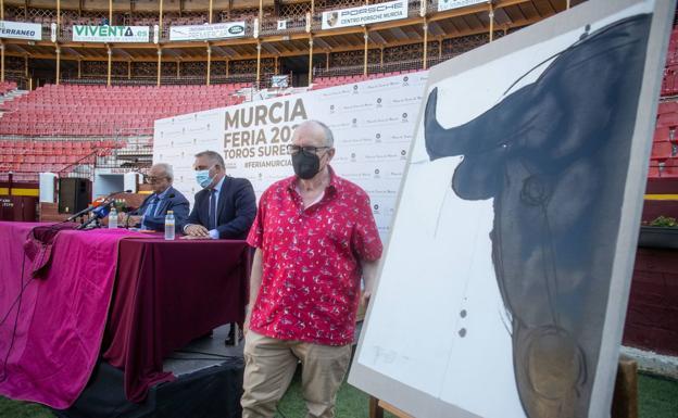 Presentation of the Murcia Bullfighting Fair 2021.