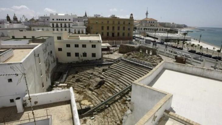 El Teatro Romano de Cádiz, más cerca de ser un Bien de Interés ...