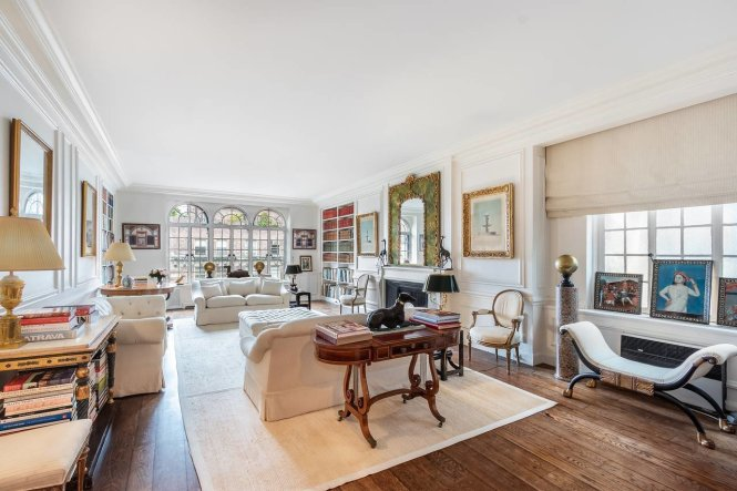 Manhattan Home Of Socialite Lee Radziwill Lists For 5 7