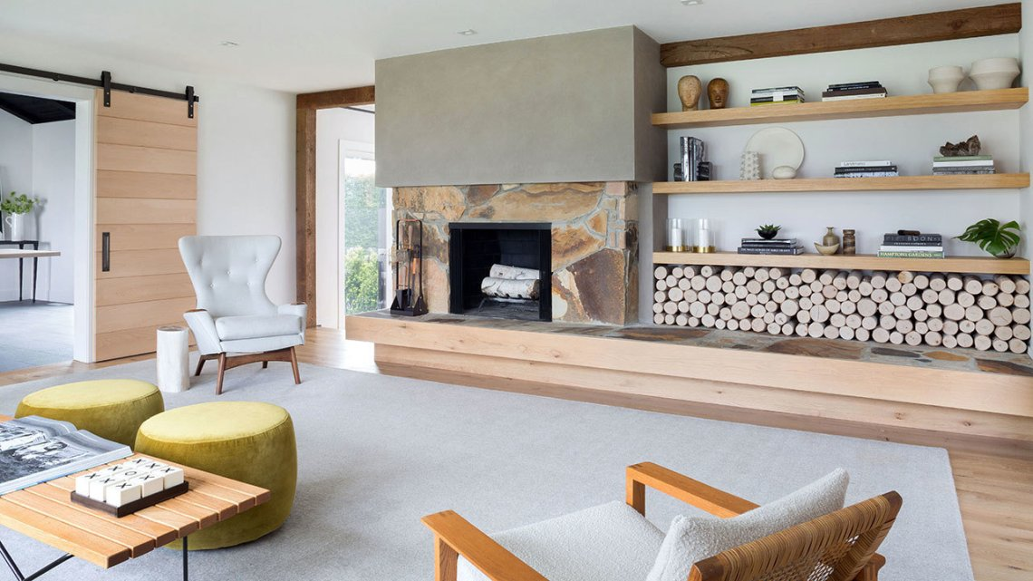 The Modern Way To Do Rustic Design - Mansion Global