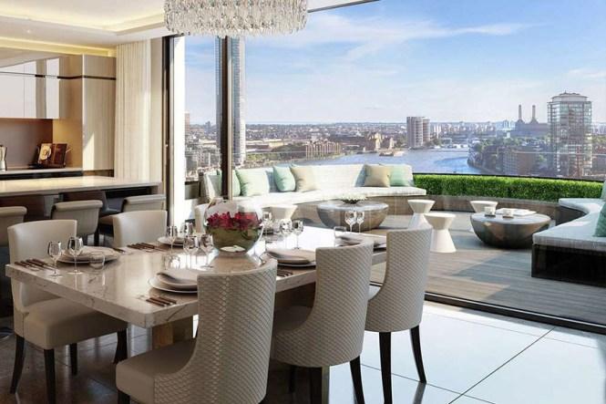London Developments Boast Iconic Views