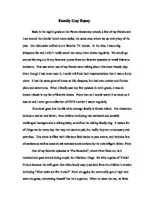 6th Grade Persuasive Essay Topics Narrative Essay About Family Vacation Writing Cause And Effect Essays also What To Do A Persuasive Essay On Narrative Essay About Family  Textpoemsorg Voltaire Essays
