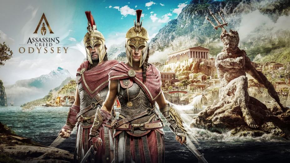 Test Assassins Creed Odyssey Sur PS4 PC Et Xbox One Millenium