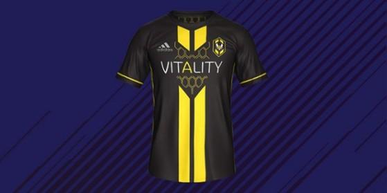 FIFA 18 Le Maillot Vitality Sur FUT Millenium